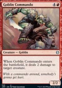 Goblin Commando -