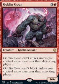 Goblin Goon -