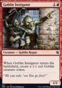 Goblin Instigator -