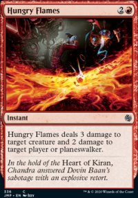 Hungry Flames -