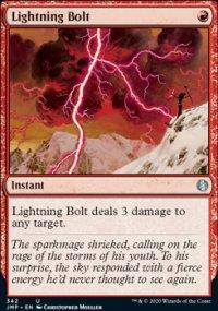 Lightning Bolt - Jumpstart
