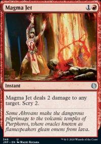 Magma Jet -
