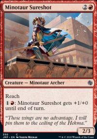 Minotaur Sureshot -