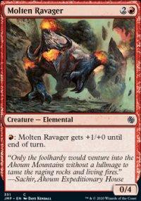 Molten Ravager -