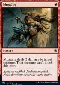 Mugging -