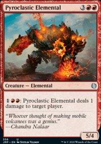Pyroclastic Elemental -