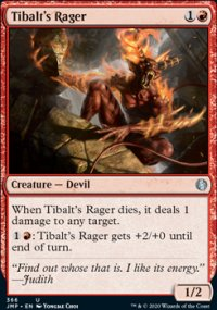 Tibalt's Rager - Jumpstart