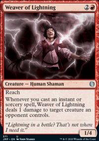 Weaver of Lightning -