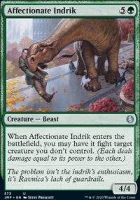 Affectionate Indrik - Jumpstart