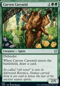 Carven Caryatid -