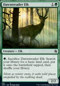 Dawntreader Elk -