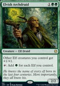 Elvish Archdruid -