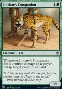 Initiate's Companion -