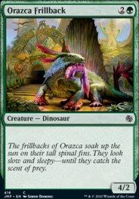 Orazca Frillback -