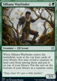 Silhana Wayfinder -