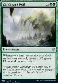 Zendikar's Roil -