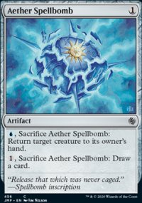 Aether Spellbomb -