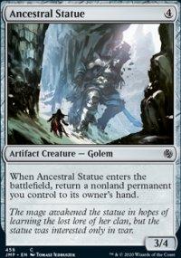 Ancestral Statue -