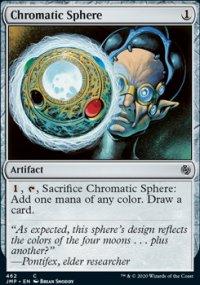 Chromatic Sphere -