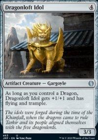 Dragonloft Idol -