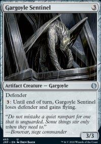 Gargoyle Sentinel -
