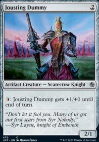 Jousting Dummy -
