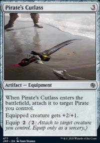 Pirate's Cutlass -