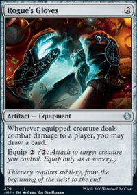 Rogue's Gloves - Jumpstart