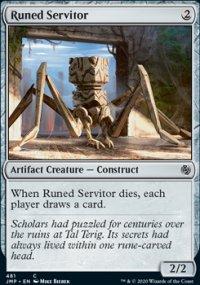 Runed Servitor -