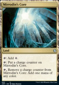Mirrodin's Core -
