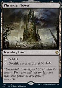 Phyrexian Tower -