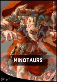 Minotaurs -