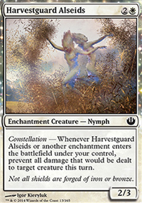 Harvestguard Alseids - Journey into Nyx