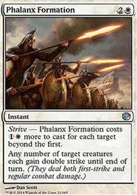 Phalanx Formation - Journey into Nyx