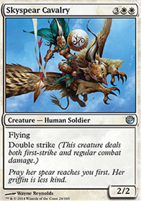 Skyspear Cavalry - Journey into Nyx