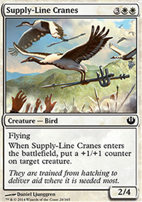 Supply-Line Cranes - Journey into Nyx