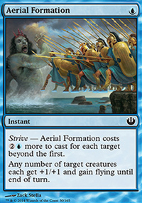 Aerial Formation - Journey into Nyx