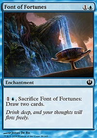 Font of Fortunes - Journey into Nyx