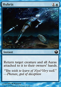 Hubris - Journey into Nyx