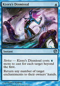 Kiora's Dismissal - Journey into Nyx