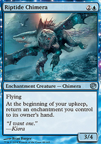Riptide Chimera - Journey into Nyx