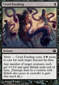 Cruel Feeding - Journey into Nyx