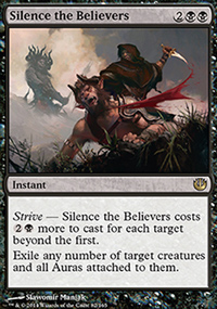 Silence the Believers - Journey into Nyx
