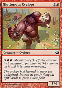 Gluttonous Cyclops - Journey into Nyx