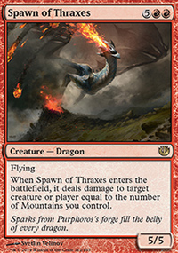 Spawn of Thraxes - Journey into Nyx