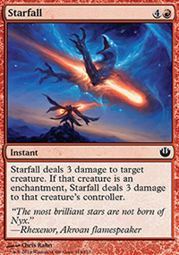 Starfall - Journey into Nyx