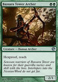 Bassara Tower Archer - Journey into Nyx