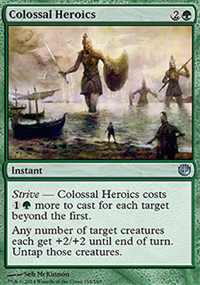 Colossal Heroics - Journey into Nyx