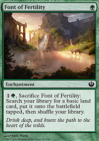 Font of Fertility - Journey into Nyx