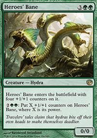 Heroes' Bane - Journey into Nyx